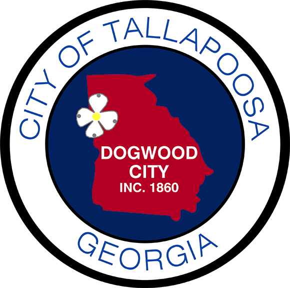City of Tallapoosa Georgia Logo