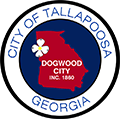 Logo City of Tallapoosa Ga Mobile